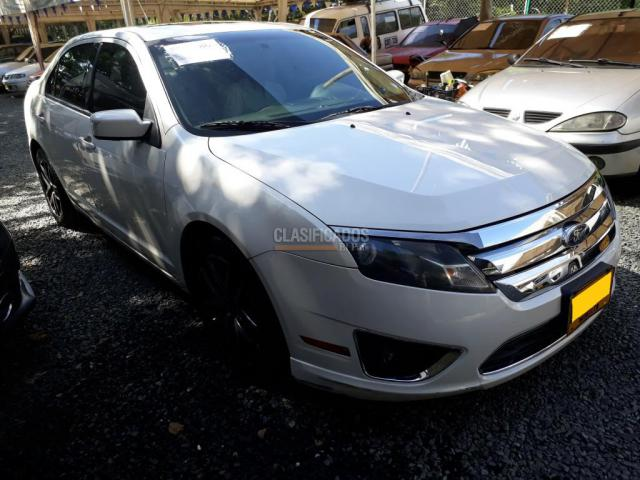 Ford Fusion 2012 - $36.000.000