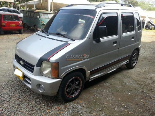 Chevrolet Wagon R 2000 - $11.500.000
