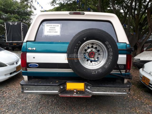 Ford Bronco 1993 - $12.000.000