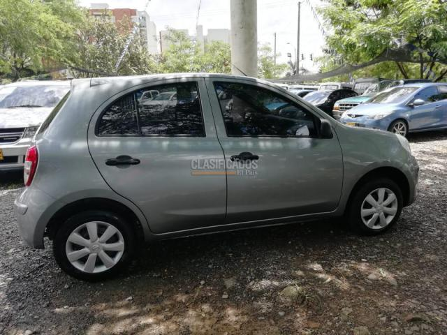 Nissan March 2016 - $27.000.000