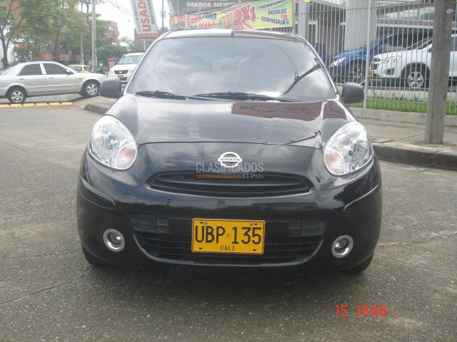 Nissan March 2015 - $25.800.000