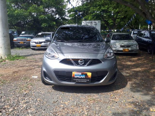 Nissan March 2015 - $28.000.000