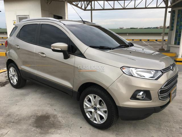 Ford Eco Sport 2017 - $55.800.000