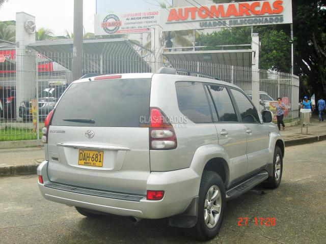 Toyota Land Cruiser 2008 - $79.800.000