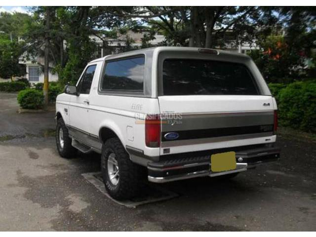 Ford Bronco 1995 - $21.500.000