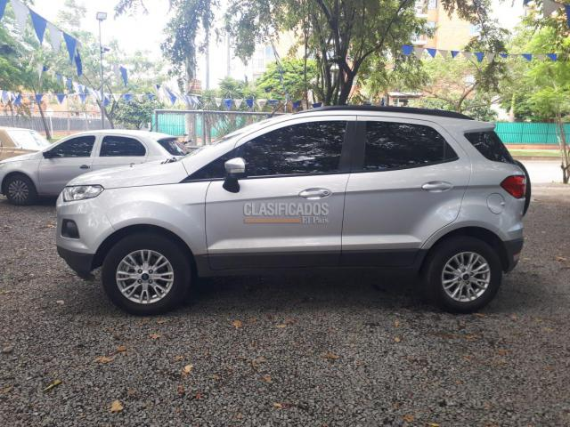 Ford Eco Sport 2017 - $53.000.000