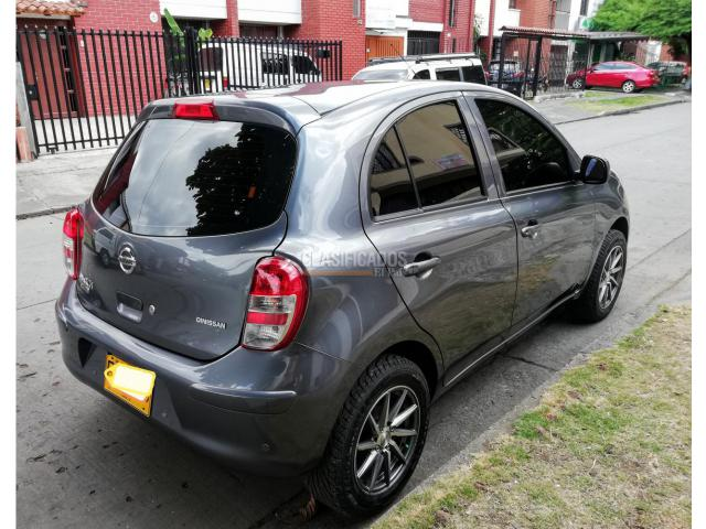 Nissan March 2018 - $34.500.000