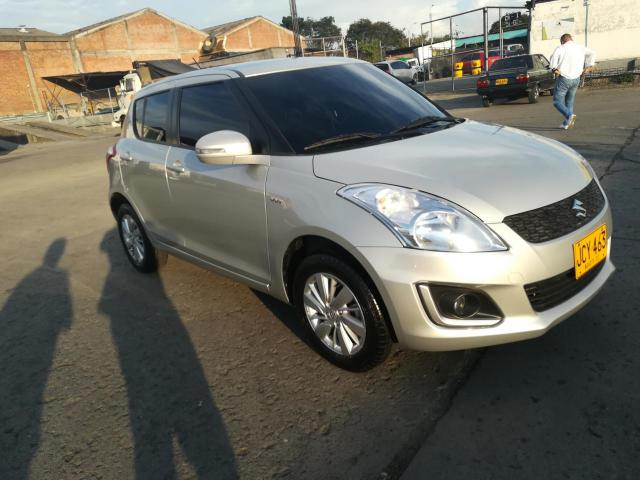 Suzuki Swift 2017 - $34.500.000