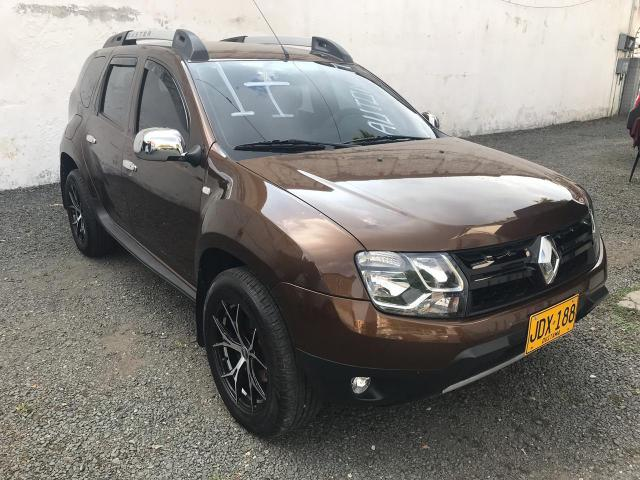 Renault Duster 2017 -