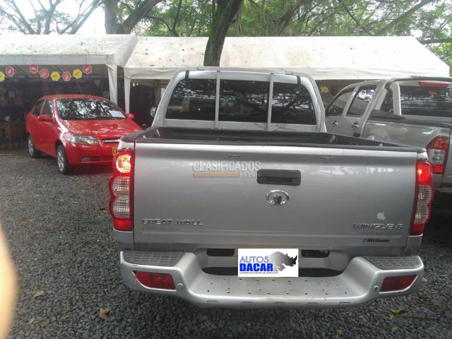 Great Wall Wingle 2016 - $36.500.000
