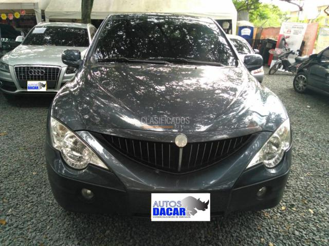 Ssangyong Actyon 2011 - $27.000.000