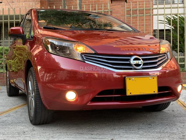 Nissan Note 2014 - $28.500.000