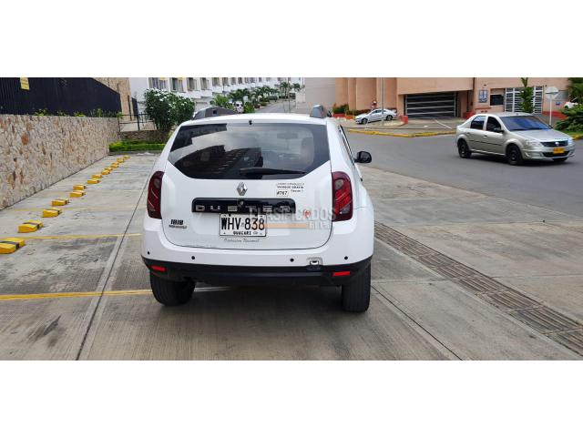 Renault Duster 2017 - $43.000.000