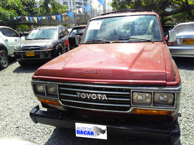 Toyota Land Cruiser 1982 - $15.000.000