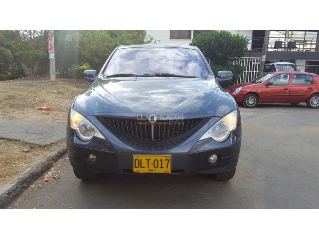 Ssangyong Actyon 2013 - $29.900.000