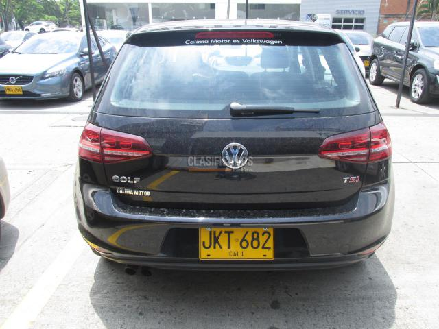 Volkswagen Golf 2017 - $70.000.000