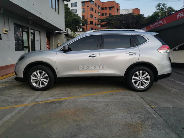 Nissan New X-Trail 2016