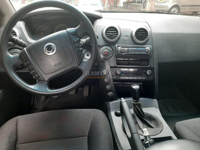 Ssangyong Actyon 2009 -