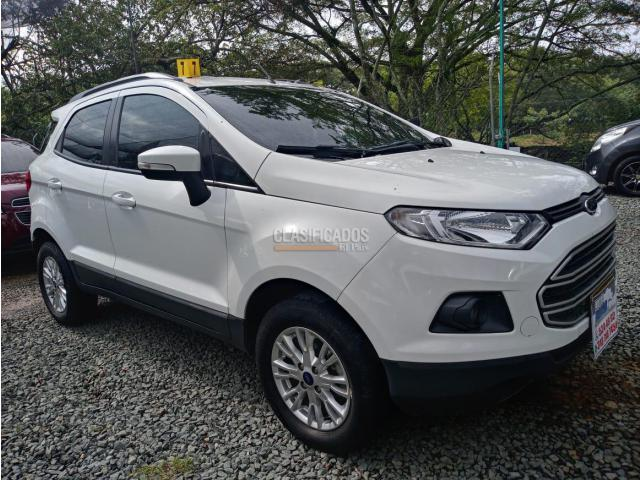 Ford Eco Sport 2016 - $47.000.000