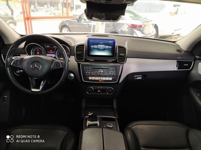 Mercedes Benz GLE 250d 2016 - $206.100.000