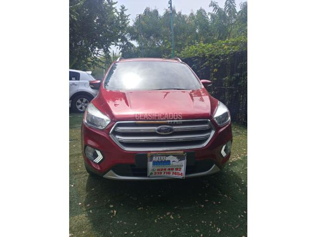 Ford Escape 2017 - $78.000.000