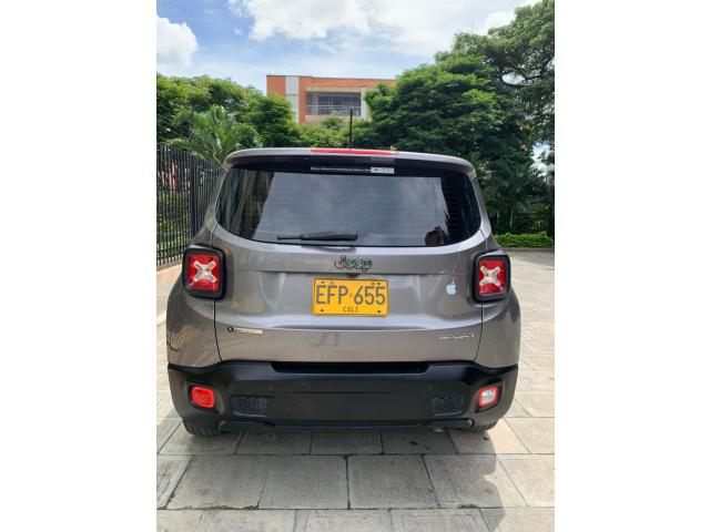 Jeep Renegade 2018 - $69.000.000