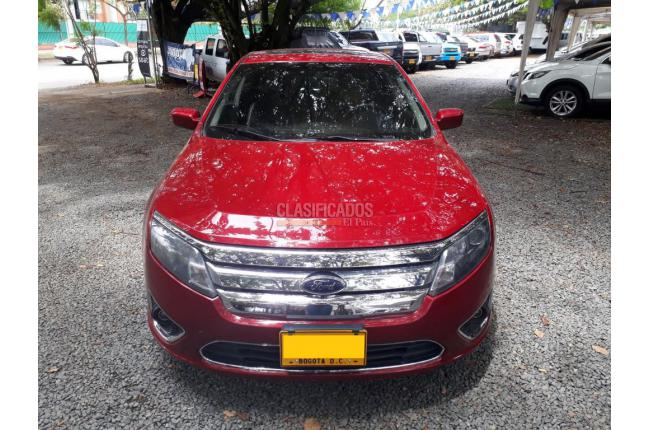 Ford Fusion 2010 - $34.000.000