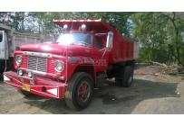 Ford F800 1963