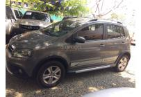 Volkswagen Cross Fox 2011
